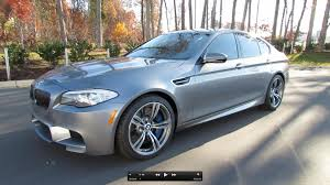 2013 bmw m5 f10 start up exhaust and in depth review youtube