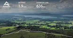 Vermont travel distance images Mount philo trail vermont maps 74 photos 102 reviews alltrails jpg