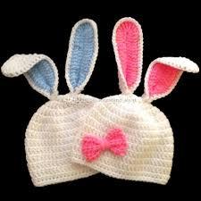 easter bunny hat 2018 lovely white easter bunny hat handmade knit crochet baby boy
