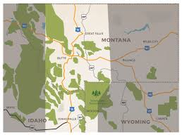 Map Of Montana Highways by Mission U2013 Citizens Road Alliance