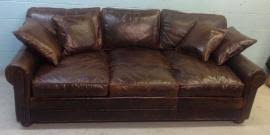 restoration hardware maxwell leather sofa deliver a restoration hardware maxwell leather sofa to arrington