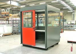 cabine bureau cabine isolee et palettisable acier