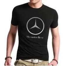 mercedes clothes ink splotch slim fit sleeve cotton t shirt 5 colors m