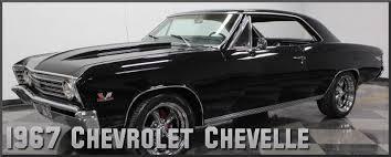 1967 chevrolet chevelle factory paint colors