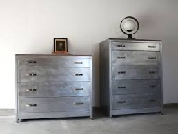 Metal Bedroom Dresser 1930s Vintage Industrial Steel Bedroom Set Http Manlyvintage