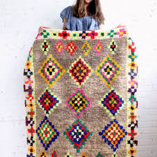 Rugs From Morocco Moroccan Rugs Handmade Azilal Rugs From Morocco Colourful Rugs