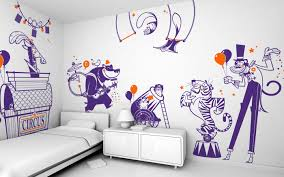 giant kids wall decals by e glue studio at coroflot com happy circus pack of wall stickers for baby nursery or kids room