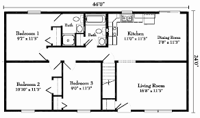 two bedroom cottage plans home design plans with photos house plans ranch style floor plans