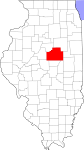 Bloomington Illinois Map by File Map Of Illinois Highlighting Mclean County Svg Wikimedia