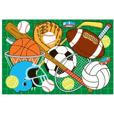 Green Kids Rug Sports Kids U0027 Animal Rugs You U0027ll Love Wayfair