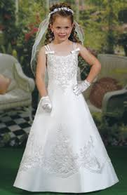 childrens wedding dresses complete look with