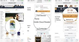 Buy On Amazon by How To Purchase And Download Books With Kindle For Iphone And Ipad