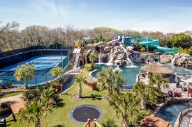 backyard water park home outdoor decoration