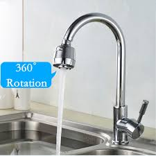 Swivel Aerator For Kitchen Faucet Aliexpress Com Buy Kitchen Faucet Aerator 360 Swivel Aerator