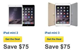 ipad air 2 black friday best buy jumpstarts black friday sales with early 75 discount on