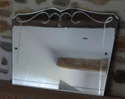 Rhinestone Wall Mirror Art Deco Mirror Etsy