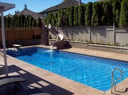 shapes of pools fiberglass swimming pool designs simple raleigh fiberglass swimming