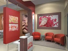 Home Hair Salon Decorating Ideas Nail Salon Designs Nail Salon Designs Modern Hair Salon Design