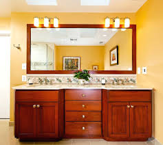 Wood Frames For Bathroom Mirrors - mirrors bathroom mirrors wood frame rustic vanity mirrors for