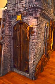Castle Kids Room by Portfolio Kids Play Spaces Family Bed And Gothic Castle