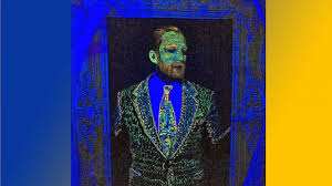 Glow Dark Halloween Costumes Man Dresses Epic Glow Dark Vincent Van Gogh Costume