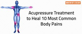 pain body 10 best acupressure points to treat body pains and aches