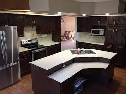 refinishing kitchen cabinets reddit kitchen cabinet repaint diy