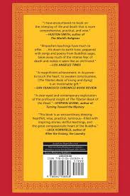 the tibetan book of living and dying the spiritual classic