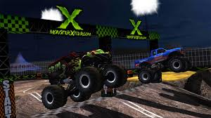 monster jam monster trucks monster truck destruction android apps on google play