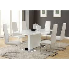 White Dining Room Table Sets Rectangle Kitchen Dining Room Tables For Less Overstock