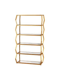 Gold Bookcase Buy Bookcases And Bookshelves Online At Low Price Rugsville