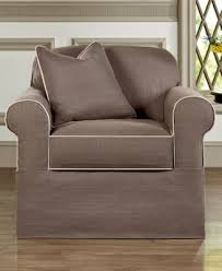 sure fit chair slipcover contemporary surefit slipcovers throughout sure fit bahama 2