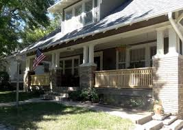 craftsman style porch milestone thirty one feet of craftsman style porch railing by