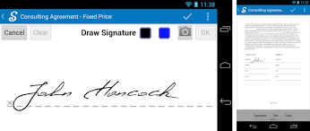 sign apk signnow sign and fill docs apk version 3 6 7