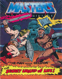 he man u0026 the masters of the universe