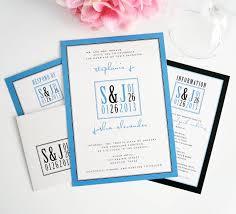 brilliant trendy wedding invitation cards modern wedding
