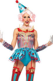 clown costume flirty circus clown costume for women 3wishes