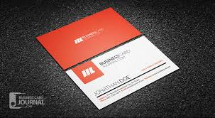 simple business card template free simple clean creative business