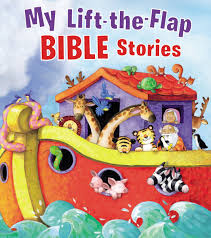 my lift the flap bible stories thomas nelson 9780718094287
