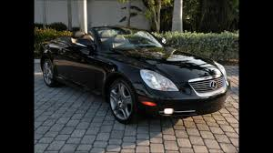 lexus convertible pebble beach edition 2009 lexus sc430 convertible for sale auto haus of fort myers