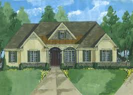 embassy country french home plan 065d 0368 house plans and more