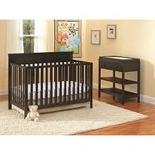 Changing Table Crib Shop Matching Crib And Changing Table Combo With Adjustable And