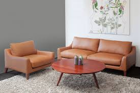 Bespoke Leather Sofas by Oscar Leather Or Fabric Three Seater U0026 Lounge Chair Over Stuffed