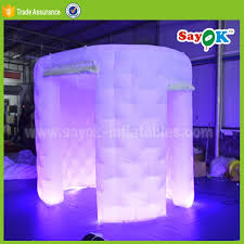 Inflatable Photo Booth Buy A Inflatable Photobooth Used Wedding Led Lighting Photo Booth