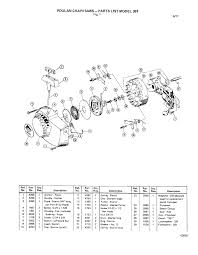 diagram poulan saw parts diagram