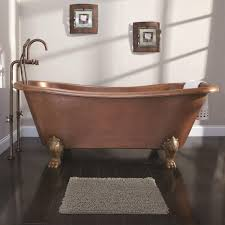 Bathtubs Clawfoot Bathroom Antique Coper Clawfoot Bathtubs For Elegant Bathroom
