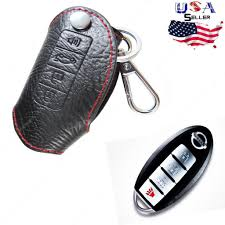 lexus oem factory credit card wallet smart key leather smart key holder fob case for nissan or infiniti 4 buttons