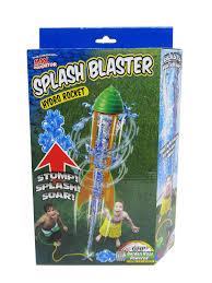 amazon com prime time toys wet n u0027 wild hydro rocket splash