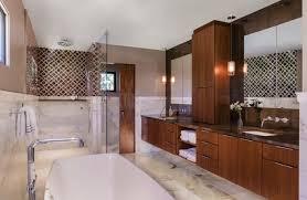 mid century modern bathroom design 16 inspirational mid century modern bathroom designs
