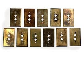 old push button light switches vintage light switch covers vintage push button light switches with